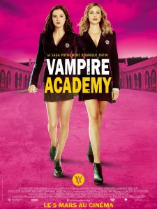 Vampire+Academy+French+Poster