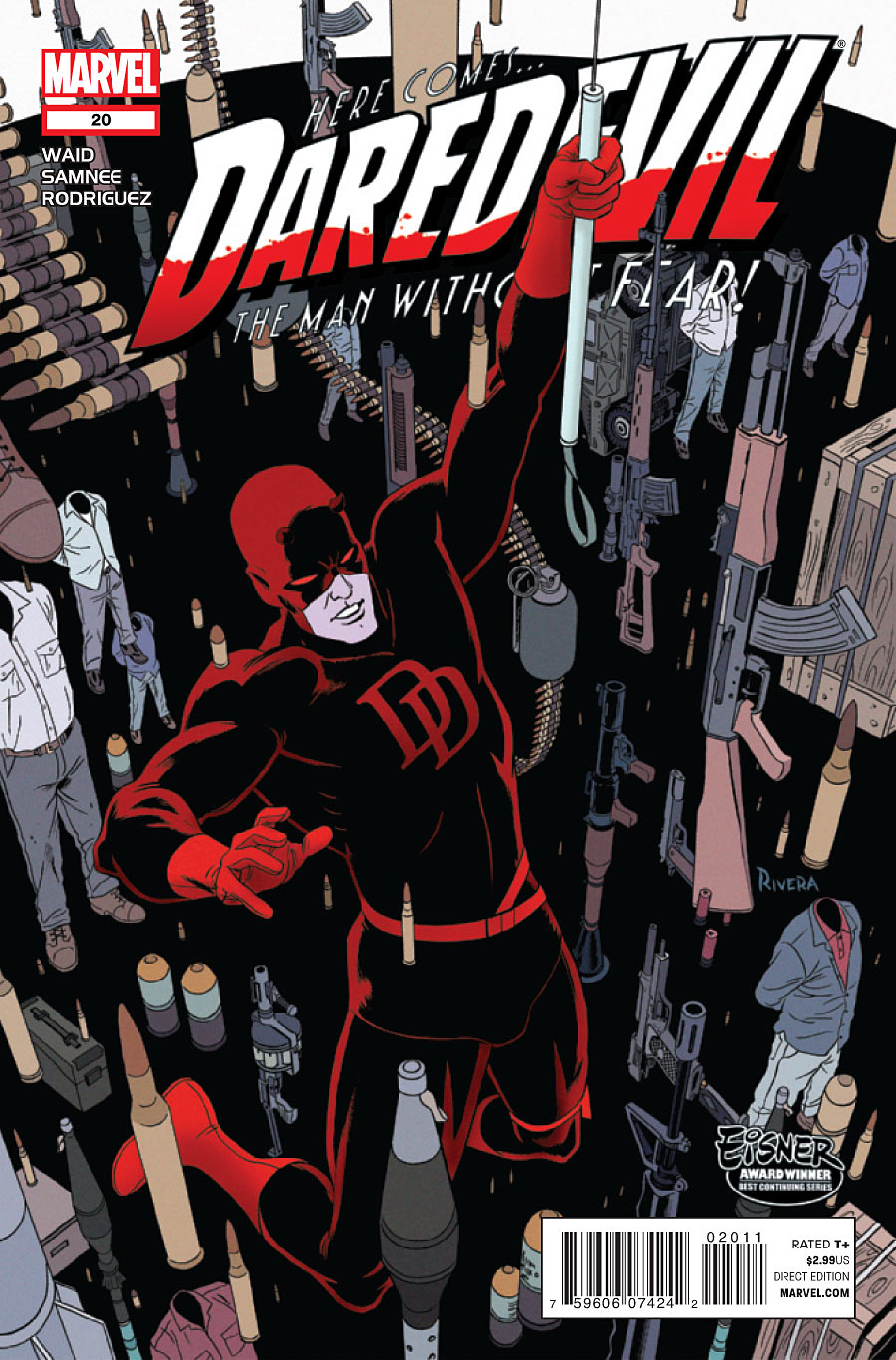 paolo rivera daredevil cover - photo #9