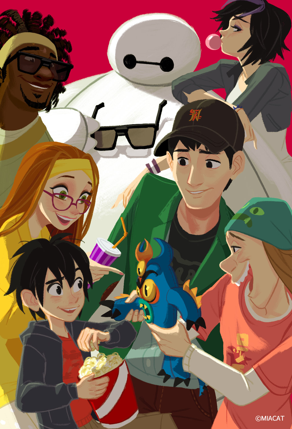 big hero 6 The official website of walt disney animation studios.