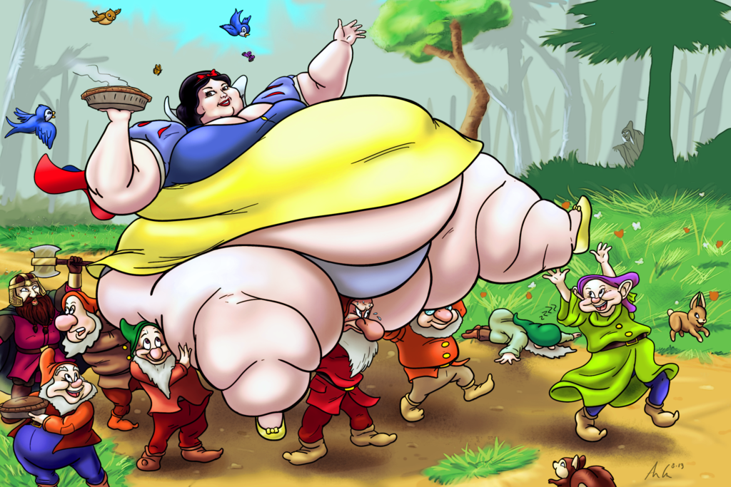 fairest_and_fattest_of_them_all_by_ray_norr-d6izqff