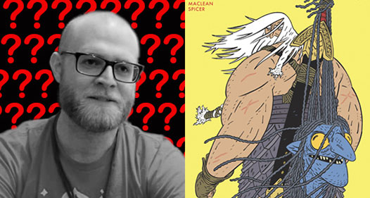 10 Questions with Andrew MacLean