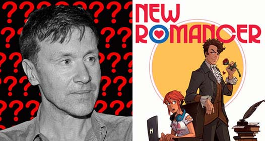 10 Questions with Peter Milligan
