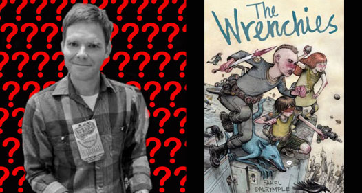 10 Questions with Farel Dalrymple